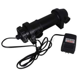 550Gph Saltwater Fish Aquarium UV Sterilizer Lamp 220 240V F Algae