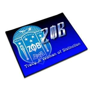 Zeta Phi Beta Welcome Mat: Everything Else
