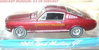 1965 65 FORD MUSTANG GT DIECAST GL ROUTE 66 USA