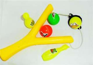 angry bird safer Slingshot toy baby children gift lovely creative