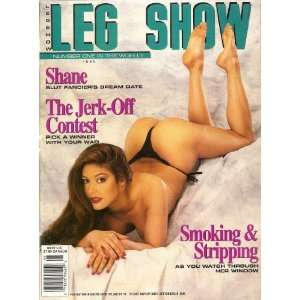 LEG SHOW MAGAZINE OCTOBER 1995: LEG SHOW: Books