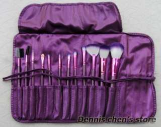 make up kit makeup brushes makeup brush set with roll up bag