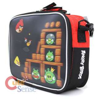 Rovio Angry Birds 3D School Lunch Bag Snack Bag 2
