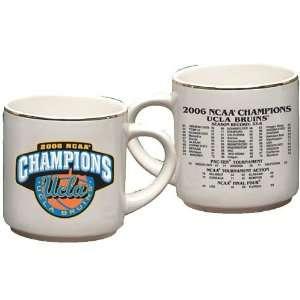 UCLA Bruins 2006 National Champions Ceramic Mug