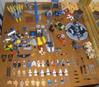 HUGE LOT Lego Star Wars 30 Minifigs CLONE STORM TROOPERS Darth Vader