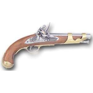 Guns   French Cavalry Flintlock Replica Gun