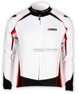 Men Cycling Bike Bicycle RAZOR long sleeve jersey 04