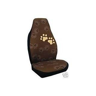 Paw Print Dog Puppy Cat Seat Cover