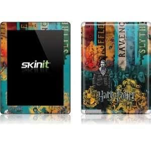Skinit Harry Potter Houses Vinyl Skin for Apple iPad 2