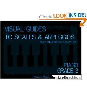 Visual Guides to Scales and Arpeggios Piano Grade 3: Charles Wu