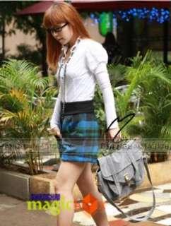 Women Fashion Vintage Satchel Briefcase Handbag Crossbody Shoulder Bag