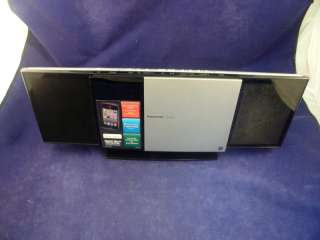 Panasonic SC HC35 Compact Stereo System