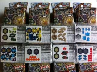 Takara Beyblade BB109 Random Booster Vol. 7 Full Set of 8