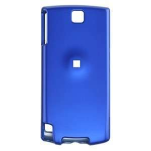 BLUE HARD ACCESSORY CASE COVER 4 ATT AT&T HTC PURE SKIN + LCD SCREEN