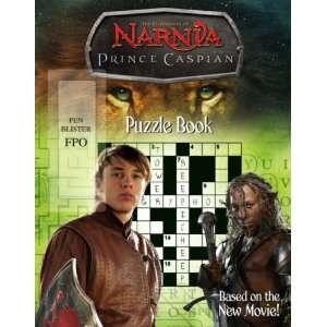 Prince Caspian Puzzle Book (Prince Caspian Film Tie in