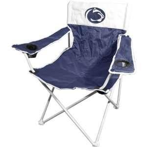 Penn State  Large Big Boy Fold Up Canvas Chair Sports