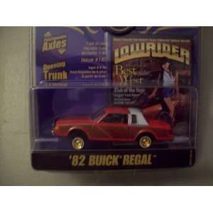 Revell Lowrider Magazine 1982 Buick Regal: Toys & Games