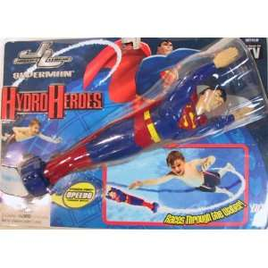 Justice League Superman Hydro Heroes Water Toy