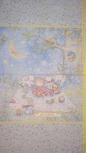 Timeless Treasures Nursery Baby Animal Fabric Panel