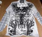 YOUNG MENS HYBRID BEANIE/ SHIRT COMBO, SZ S, NWT,  IN THE