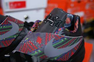 Nike Zoom KD IV 4 BHM Black History Month Weatherman Nerf Big Bang
