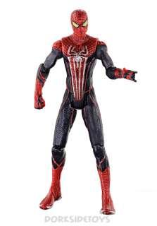 Marvel 2012 Amazing Spider Man Movie Series Lizard Trap Spider Man