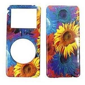 Apple iPod Nano Sun Flower Hard Case/Cover/Faceplate/Snap