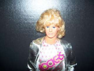 VINTAGE 1986 MATTEL BARBIE AND THE ROCKERS KEN DOLL LOOSE MINT