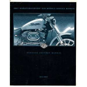 2001 Harley Davidson XLH Models Service Manual Official