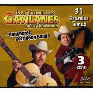 Gavilanes Juan Y Salomon 31 Grandes Temas 3cds DYM 2006 Music
