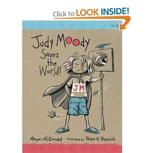Judy Moody Saves The World! (Turtleback School & Library