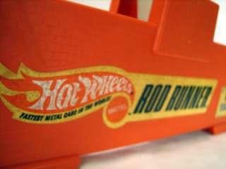 Speedometer ~Rod Runner~Dual Lane Curved Track Redline Sizzlers