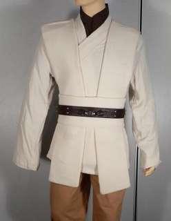 OBI Wan Kenobi Jedi Tunic Costume star wars props accessories