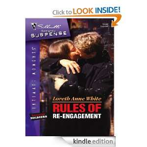 Rules of Re engagement (Silhouette Intimate Moments) Loreth Anne