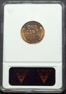 1956 Lincoln Cent Proof 66 Cameo ANACS