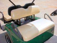 GO GOLF CART BATTERY POWER 4 SEATER NEW BATTERIES W/ CHARGER NICE