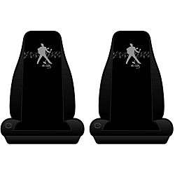 Elvis Presley 2 piece Car Seat Cover Set