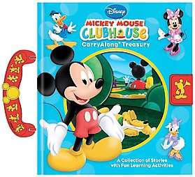 Mickey Mouse Clubhouse Take Along Tunes (Board)