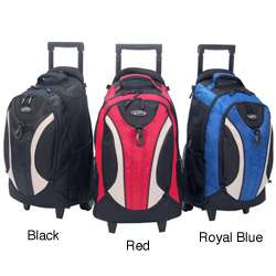 Olympia 20 inch Rolling Backpack