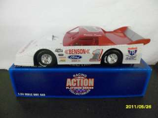 RODNEY COMBS 1/24 SCALE DIRT TRACK CAR B214