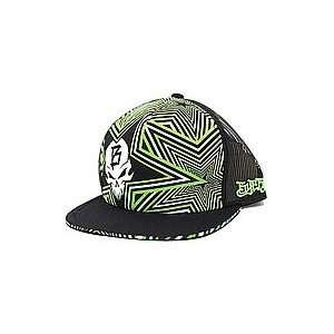 Byerly Skate Trucker Hat (Green)   Hats 2012