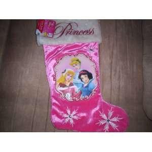 Disney Princess Christmas Stocking/Cinderella/Snow White