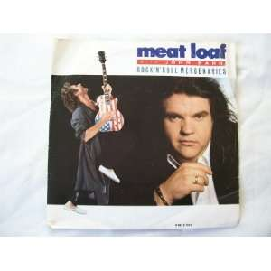 PARR Rock n Roll Mercenaries 7 45 Meat Loaf with John Parr Music