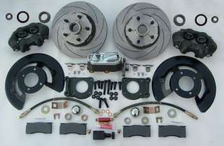 New 64 66 KH Mustang disc brake conversion kit Falcon