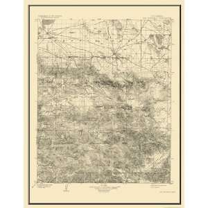 USGS TOPO MAP SAN GORGONIO QUAD CALIFORNIA (CA) 1902