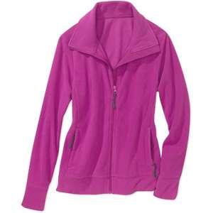 Danskin Now   Womens Micro fleece Jacket Women