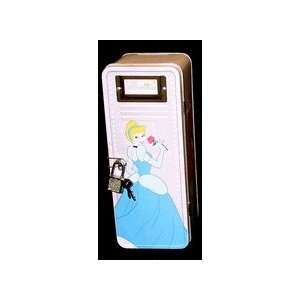 Disney Princesses Cinderella Mini Metal Locker *SALE