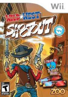 Wii   Wild West Shootout   By Zoo Games