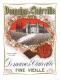 Domaine De Clairville Wine Label   ope Posters