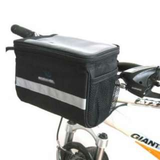New 2011 Cycling Bicycle handlebar bag Bike front basket